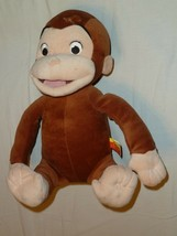 Curious George Tickle & Giggle Laughing Monkey Plush by Marvel Electric ... - $49.49