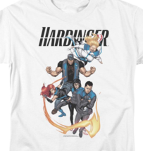 Harbinger T Shirt Valiant Comics renegades Faith comic book graphic tee VAL129 image 2