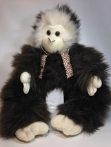"Animal Adventure Gibbons Monkey Plush JUMBO 24"" Stuffed Animal Chimp Gor... - $59.99"