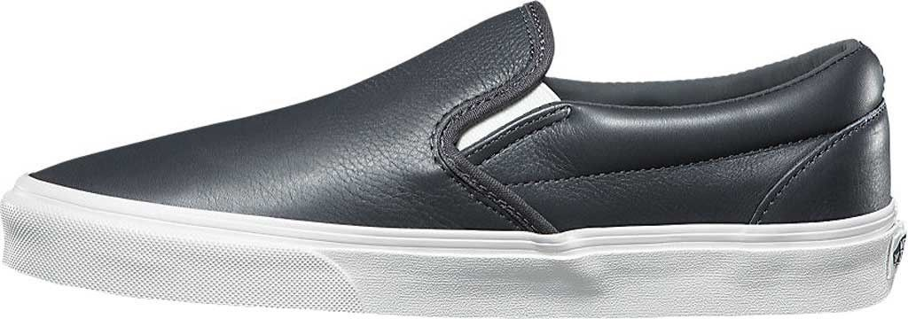 68efd5d515 ... Vans Classic Slip-On Sneakers NEW canvas shoes - UNISEX - Leather  Asphalt ...