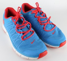 Nike men shoes blue and red - £75.58 GBP