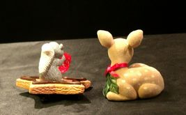 Hallmark Handcrafted Ornaments AA-191774D Collectible ( 2 pieces ) image 3