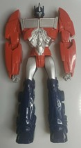 "TRANSFORMERS OPTIMUS PRIME Hasbro C-3252C Autobot Rescue Bot A4030 12"" t... - $12.95"