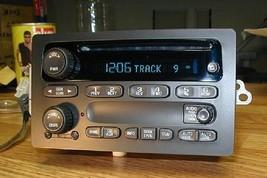 OEM 2003-2006 CHEVY Suburban Silverado Tahoe GMC Yukon Sierra CD Player ... - $172.63