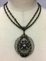 Motley Mesh Necklace 15 - $175.00