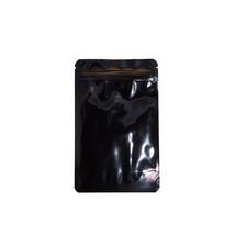 """500pcs Mylar Bags -1/4 Ounce Mylar Barrier Bags 4"""" x 6.5"""" x 1.78 (Black)... - $77.50"""