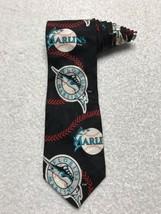 Rm Sport Ralph Marlin MLB Florida Marlins Stitched Tie Necktie  - $19.79