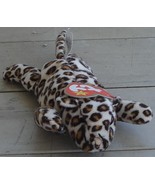 Freckles The Leopard, Ty Teenie Beanie,   VERY GOOD CONDITION - $3.95