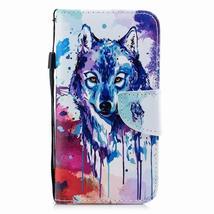 Owl Folio Case for Huawei P20 Lite - Multicolored (#4) - $14.85