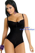 FAJAS COLOMBIANAS SALOME BODY REDUCTOR POWERNET PANTY C/BRASIER ENFAJATE... - $64.99