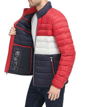 Tommy Hilfiger Men's Ultra Loft Insulated Packable Down Puffer Nylon Jacket image 11
