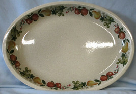 Wedgwood Quince Oval Platter 13 1/2 - $28.60