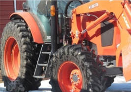 2015 Kubota M135GX For Sale in in Doon, IA 51235 image 5