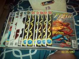 FLASH (2ND SERIES) #145, 146, 147, 148, 149, 150, 151, 152, 154, 161, 162, - $23.00