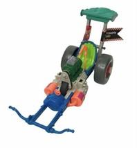 Teenage Mutant Ninja Turtles (TMNT) Sewer Dragster Vehicle 1990 Playmates - $16.69