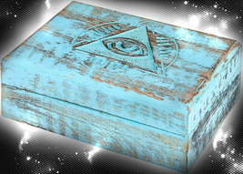 FREE W/ $90 OR MORE ORDER 3000x ILLUMINATI SEE INTO FUTURE CHARGING BOX ... - $0.00