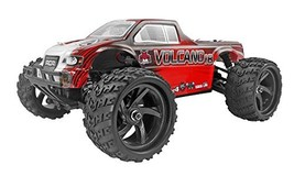 Redcat Racing Volcano-18 V2 Electric Monster Truck with Waterproof Elect... - $2.224,21 MXN