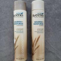 NEW! Aveeno Nourish + Moisturize Shampoo & Conditioner Set Active Naturals - $41.90