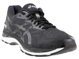 Asics Gel Nimbus 20 Size US 8 M (D) EU 41.5 Men's Running Shoes Black T800N-9001