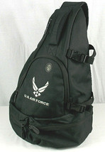 NEW U.S. Military Issued Air Force Sling Pack Back Pack (USAF) - NWOT - $19.79