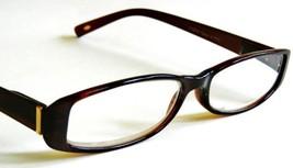 "Foster Grant 20/20 ""Tanya"" Women's Brown Reading Glasses +2.00 - $9.89"