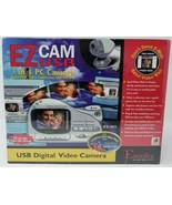 Ezonics EZ-302 Web Cam - USB 3 in 1 PC Digital Video Camera - $45.00