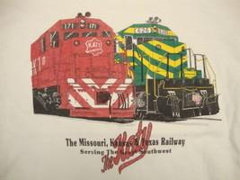 The Missouri Kansas & Texas Railway Katy Great Southwest Trains Rail T S... - $15.83