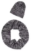 Victoria's Secret PINK ~Beanie Hat & Infinity Scarf~cozy winter set Marl... - $60.90 CAD