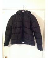 Lee Cooper 2 Zip Bubble Jacket  / Ladies - Sizes: M / L - Colour : Black - $27.41