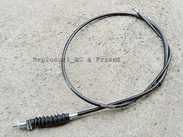 Suzuki RV90 TS50 TS90 TC90 M12 M15 M15D M31 AC50 AS50 Front Brake Cable New - $9.79