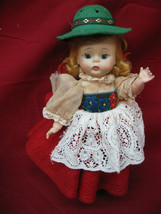 Vintage Pair of Madame Alexander Dolls Swiss & Russian  Box & Tags #19 - $19.79