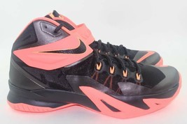 LEBRON SOLDIER VIII 8 MEN SIZE 10.5 PUNCH PEACH NEW SUPER RARE AUTHENTIC - $106.91