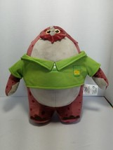 Disney Pixar Monster University Plush Don Carlton Stuffed - $9.69