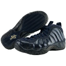 Nike Air Foamposite One Size 6.5 Womens Basketball Obsidian Blue Glitter... - $199.95
