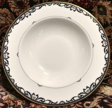 """Lenox Royal Scroll Rimmed Soup/pasta Bowl 9 1/8"""" (multiple available) - $52.32"""