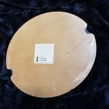 Longaberger RISER for Bakers Basket Woodcrafts Oak Finish 2002 NEW #5120939 - $23.35