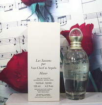 Van Cleef & Arpels Les Saisons Hiver Icy Notes EDT Spray 4.2 FL. OZ. NTWB - $129.99