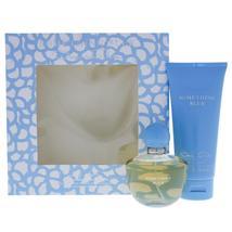 Oscar De La Renta Something Blue 2 Piece Gift Set For Women - $27.99