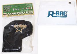 NHL DALLAS STARS HOCKEY PUTTER PLUSH STANDARD COVER GOLF LINKSWALKER & R... - $128,20 MXN