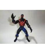 """Vintage 1997 Marvel Toy Biz Web Force Swamp Spider-Man 6"""" Figure Loose - $9.87"""