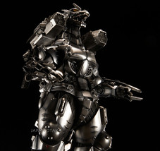 X-PLUS Shonen-Rick KIRYU HEAVY ARMAMENTS Night Fight Dark Color MECHAGOD... - $459.99