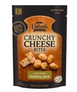 Keto snacks: Umland's low carb Pepper Jack Cheese Bites 1.9 oz 3 packs (... - $20.79