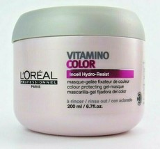 L'Oreal Serie Expert Vitamino Color Masque Incell Hydro-Resist 6.7 fl oz - $14.95