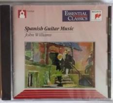 Spanish Guitar Music: Essential Classics by John Williams Cd image 1