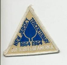 1664-1964 New Jersey Tercentenary Boy Scouts of America patch - $5.94