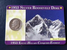 1953 Roosevelt Silver Dime - $4.95