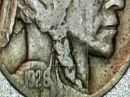 Buffalo Nickel 1927, 1928 and 1929 AA20BN-CN6078 image 4