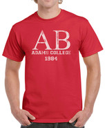 589 Alpha Beta mens T-shirt costume revenge 80s movie nerds jocks vintage new - $17.99 - $22.99