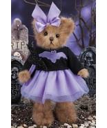 "Bearington Bears ""Batty Maddie"" 10"" Collector Bear- Sku #181322 - 2012 - $29.99"