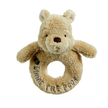 Disney Ring Rattle Winnie The Pooh - $28.24